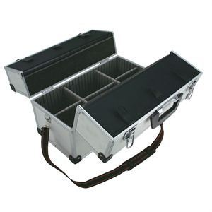Cogex 62176 - Malette aluminium 3 compartiments