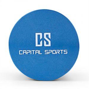 Capital Sports Caprole 2 - Rouleau de massage 45 x 15 cm bleu