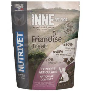 Nutrivet Snack Confort articulaire à la volaille Inne pour chat 250 g