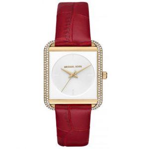 Michael Kors MK2623 - Montre pour femme avec bracelet en cuir