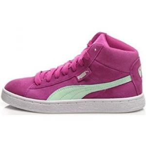 Puma Chaussures enfant Chaussures Sportswear Enfant 48 Mid Jr violet - Taille 36,37