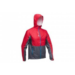 Raidlight Veste imperméable Top Extreme MP+ homme GREY, RED - Taille M