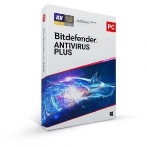 Bitdefender Antivirus Plus 2020 - Licence 1 poste 1 an [Windows]
