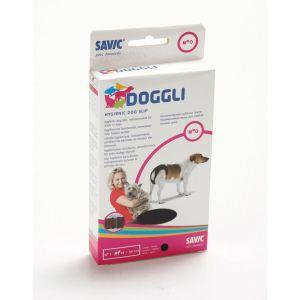 Savic Culotte hygiénique noire Doggli pour chien