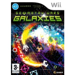 Geometry Wars Galaxies [Wii]