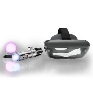 Lenovo Casque de réalité virtuelle Mirage Jedi Challenges