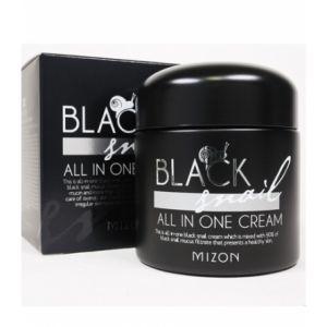 Mizon Black Snail All in One Cream - Crème tout-en-un escargot