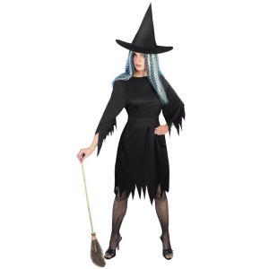Widmann Déguisement sorcière classique adulte