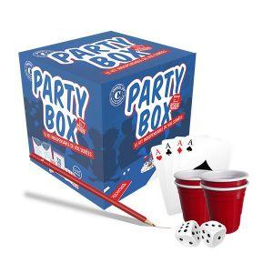 Party Box : Kit de 30 jeux de soirées
