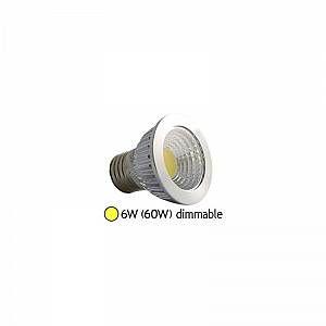 Vision-El Ampoule LED E27 6W 3000K 7871