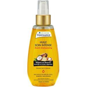 Floressance Huile capillaire soin intense avant shampooing