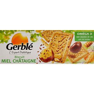 Gerblé Biscuits Miel Châtaigne 200 g