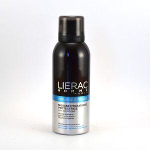 Lierac Homme Mousse à raser hydratante anti-irritations 150 ml