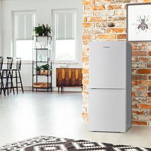 Klarstein Big Daddy Cool 100 combiné réfrigérateur congélateur 106 litres A+