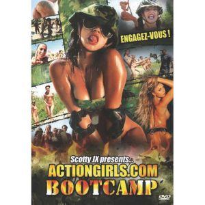 DVD - réservé Actiongirls : Bootcamp