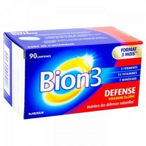 Merck Bion 3 - Équilibre magnésium, 60 comprimés