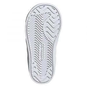 Adidas Baskets -originals Coast Star El Infant - Ftwr White / Core Black / Ftwr White - EU 19