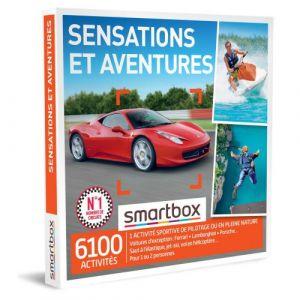 Smartbox Coffret cadeau Sensations et aventures