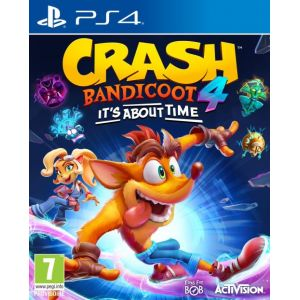 Crash Bandicoot 4 : It's About Time [PS4]