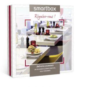 Smartbox Régalez-vous - Coffret cadeau 260 repas