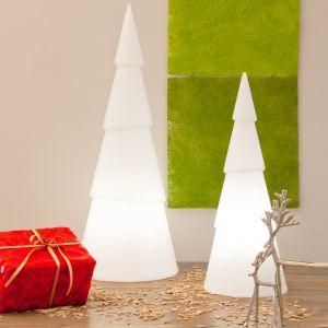 8 Seasons Design Shining Tree - Arbre de Noël lumineux (77 cm)