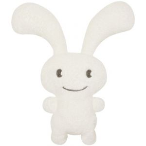 Trousselier Peluche hochet lapin Funny Bunny 24 cm
