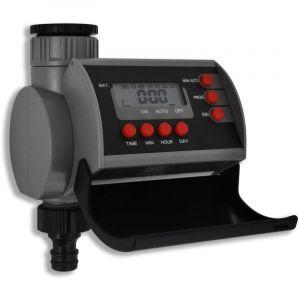 VidaXL Minutierie Temporisateur à réglage mécanique avec Affichage Numérique
