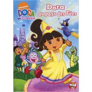 Dora l'exploratrice - Volume 10 : Dora au pays des fées