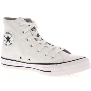 Converse All Star Hi Blanc Paillettes Noir