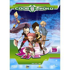 Code Lyoko - Saison 3