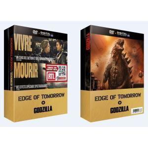 Edge of Tomorrow + Godzilla