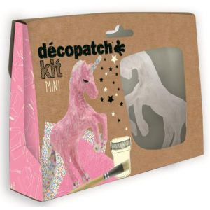 decopatch Mini kit de licorne