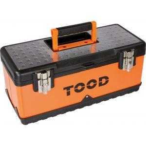 Boîte à outils métallique - Longueur 510 mm