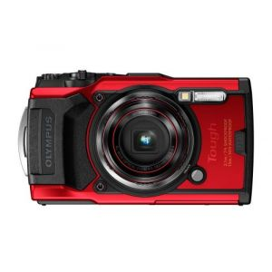 Olympus TG-6 ROUGE - Appareil photo compact