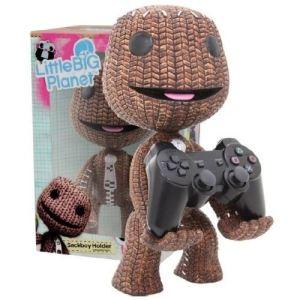 Game City Figurine 'Little Big Planet' - Sackboy support manette pour manette PS3