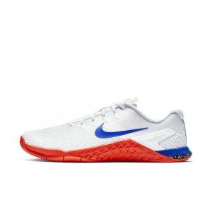 Nike Chaussure de cross-training et de renforcement musculaire Metcon 4 XD pour Femme - Blanc - Taille 40