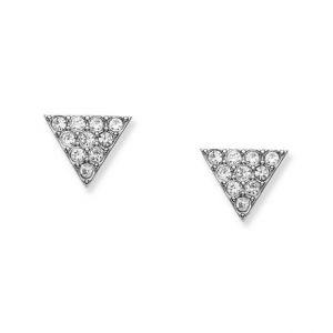 Fossil Bijoux Femme Triangle Stud Boucles d'oreilles JF02399040