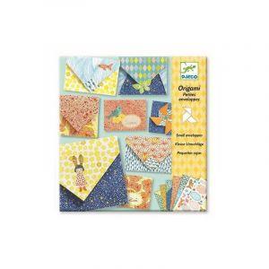 Djeco Set créatif : Petites enveloppes origami