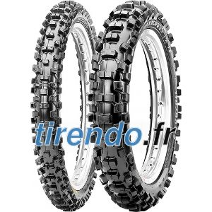 Maxxis 80/100-21 51M TT M-7317 Maxxcross MX IT