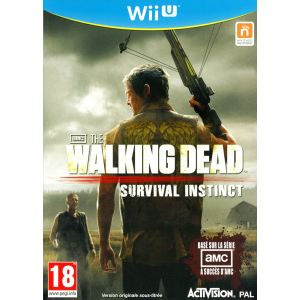 The Walking Dead : Survival Instinct [Wii U]