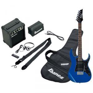 Ibanez IJRG200 - Jumpstart pack guitare électrique + amplificateur + casque