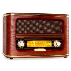 Auna RM-2 Belle Epoque - Radio vintage FM/AM