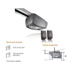 Somfy Kit de motorisation porte de garage GDK 700 RTS avec rail et télécommandes - 2401440