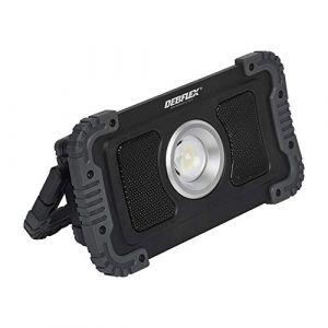Debflex Projecteur Chantier Batterie 2 Hp Ip44 Smd 20W 6500K 1400Lm