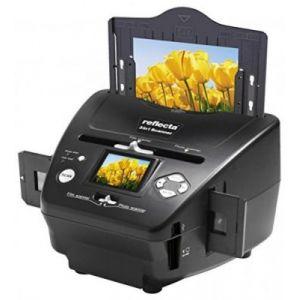 """Reflecta 3in1 Scanner - Scanner autonome avec écran 2.4"""""""