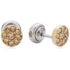 Fossil JF00829710 - Boucles d'oreille pour femme en acier inoxydable