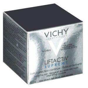 Vichy Liftactiv Suprême - Crème de jour peaux sèches
