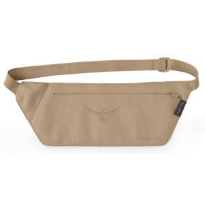 Osprey Stealth Waist Wallet - Pochettes objets de valeur taille One Size, beige