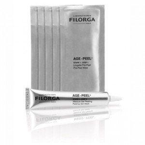Filorga Age-Peel  - Lingettes pré-peel & masque gel-peeling 5 séances