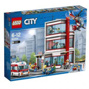 Lego 60204 - City : L'hôpital